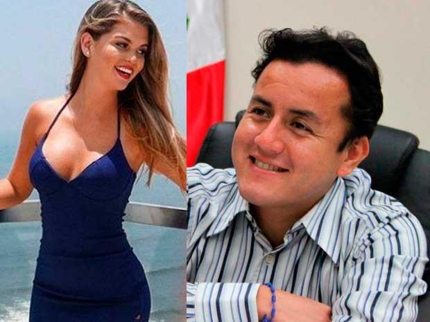 Brunella Horna: Reinaldo Dos Santos revela el éxito de su romance con Richard Acuña
