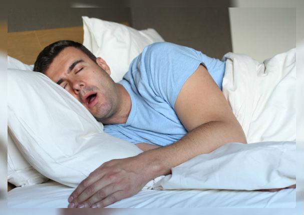 Descubre por qué algunas personas babean al dormir