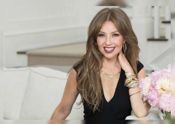 Thalía preocupa a sus seguidores con nueva fotografía de su embarazo