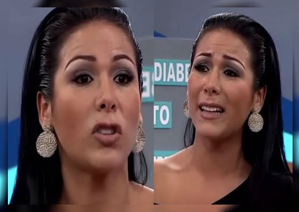 Magdyel Ugaz entre lágrimas anuncia su retiro del programa 'Mujeres al Mando'