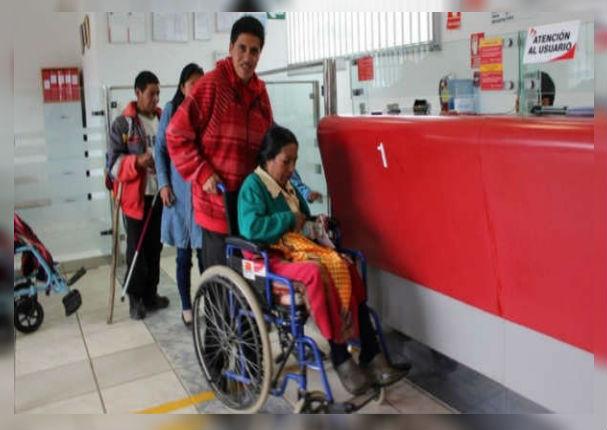 MTPE: Darán días libres a trabajadores para atender a familiares con discapacidad
