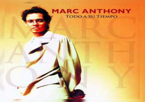 Te Conozco Bien - Marc Anthony (LETRA)