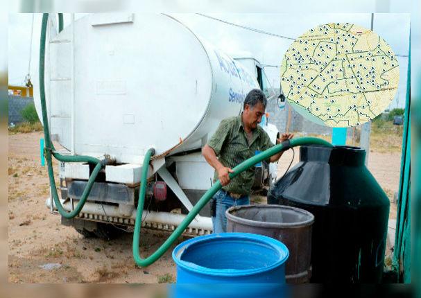 Sedapal: Conoce los puntos de distribución gratuita de agua