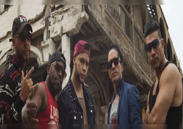 Tengo un Amor - Los Barraza y Combinación de la Habana (LETRA)