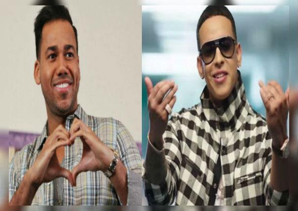 Romeo Santos se declara fan número uno de las canciones de Daddy Yankee (VIDEO)