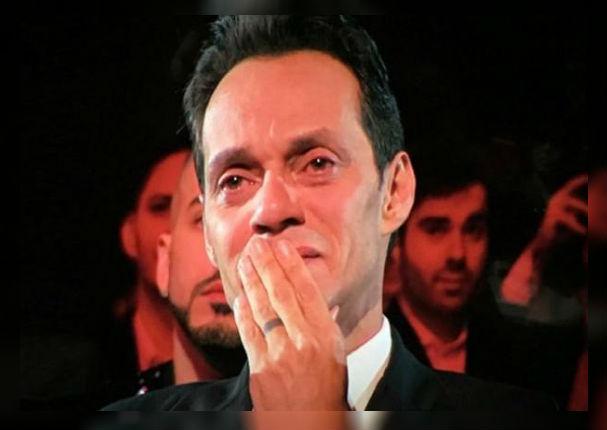 Penosa enfermedad estuvo a punto de alejar a Marc Anthony de los escenarios
