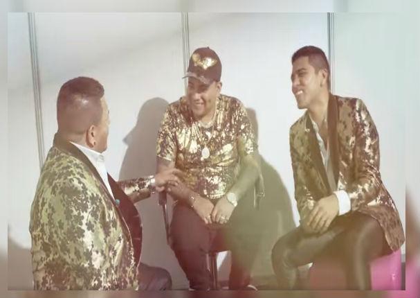 Josimar se reencuentra con integrantes del 'Grupo 5' para compartir anécdotas (VIDEO)