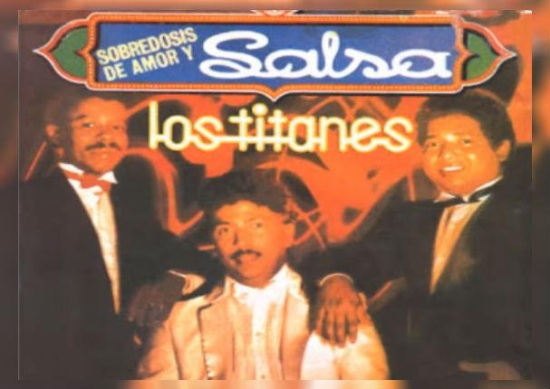 Sobredosis - Los Titanes (LETRA)
