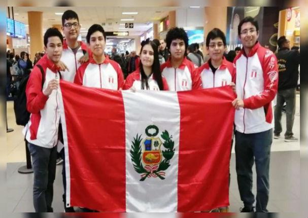 Escolares representarán al Perú en Olimpiadas de Matemáticas en Reino Unido