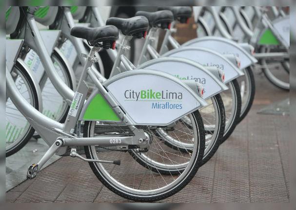 Este es el primer sistema de bicicletas gratuitas para evitar el tráfico