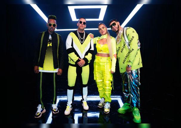 China - Daddy Yankee, Anuel AA, Karol G y Ozuna (LETRA)