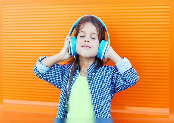 A través de la música se puede educar a los niños