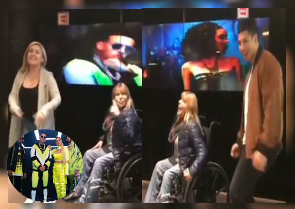 Gina Parker se une al 'China Challenge' (VIDEO)