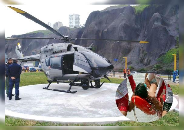 Inauguran helipuerto municipal para atender emergencias