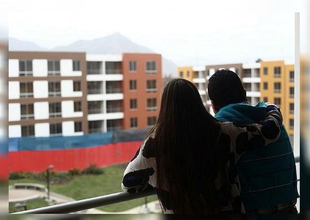 Jóvenes parejas pagarán solo S/. 495 en alquiler de viviendas