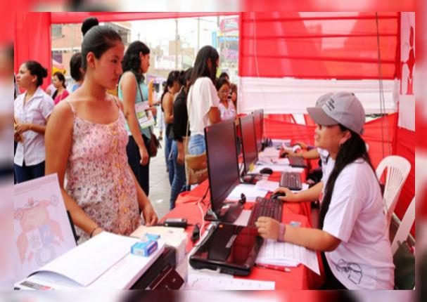 Ministerio del Trabajo organiza 'Maratón del empleo' con más de 500 puestos laborales