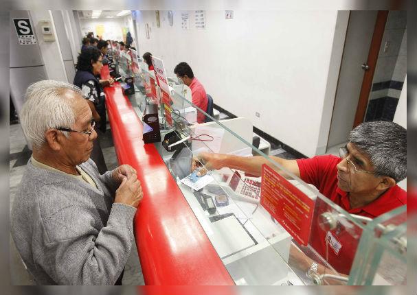 Banco de la Nación ya no dará Certificado Físico de Antecedentes Policiales