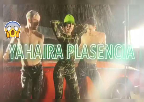 Filtran avances del videoclip de Yahaira Plasencia mostrando más de la cuenta (VIDEO)