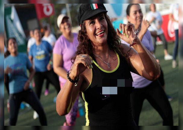 Tonifica tu cuerpo y elimina calorías con este sencillo baile