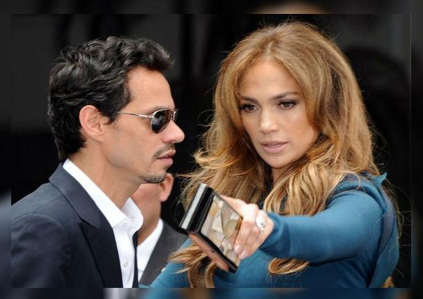Conoce el verdadero motivo de la separación de Marc Anthony y Jennifer López