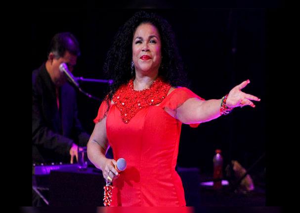 Eva Ayllón recibirá premio del Grammy Latino por sus 40 años de trayectoria musical