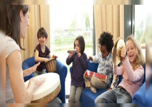 ¿Sabías que la música tiene múltiples beneficios para tu hijo?