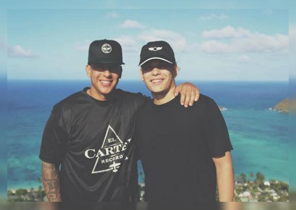 Daddy Yankee impresiona a seguidores al presentar a su hijo en las redes sociales