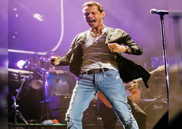 Marc Anthony muestra orgulloso sus nuevas nominaciones en los Latin AMAs 2019