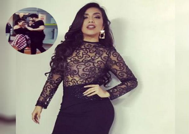 Kate Candela demuestra sus grandes dotes para bailar bachata (VIDEO)
