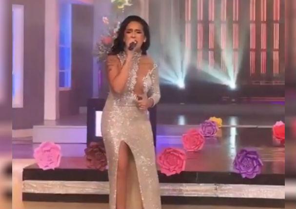 Daniela Darcourt anuncia su retorno oficial con su tema 'Con mi amiga' (VIDEO)