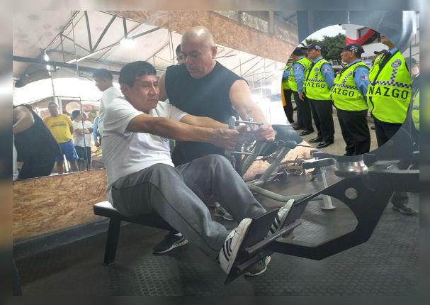 Serenos serán entrenados por uno de los hombres más fuertes del mundo