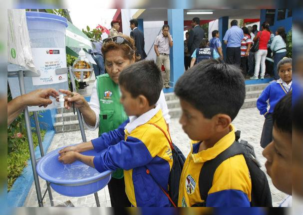 Minsa brindará seguro de salud a todos los escolares peruanos