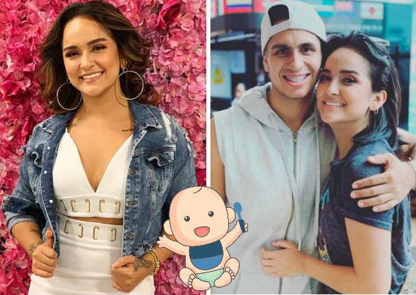 Daniela Darcourt a 6 meses de relación ya sueña con ser madre