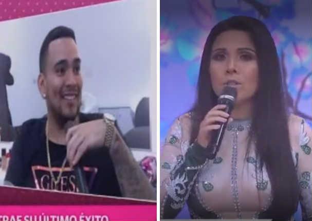 Tula Rodríguez revela que Josimar le escribía mensajes al inbox