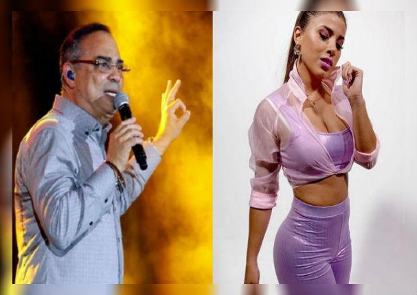 Gilberto Santa Rosa comparte secreto de éxito de su carrera con Yahaira Plasencia