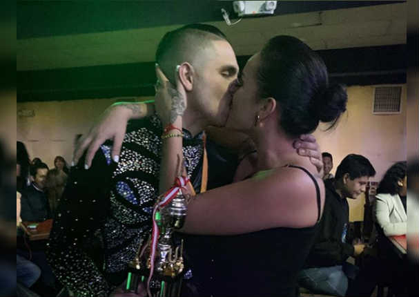 Daniela Darcourt se muestra orgullosa de su novio tras obtener importante premio