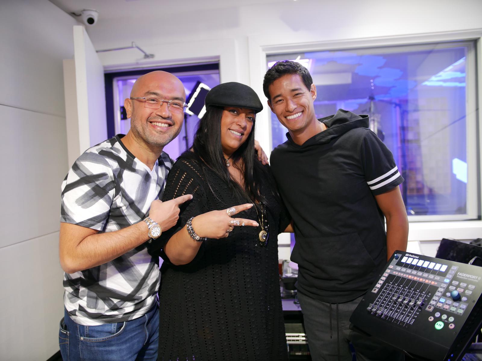 Tony Succar estrenará tema junto a La India en 'Una noche de salsa'