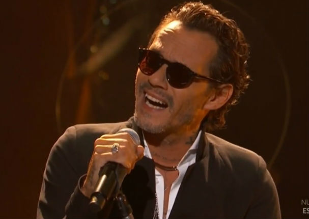 Marc Anthony emociona hasta las lágrimas en los Latin AMAs 2019 (VIDEO)