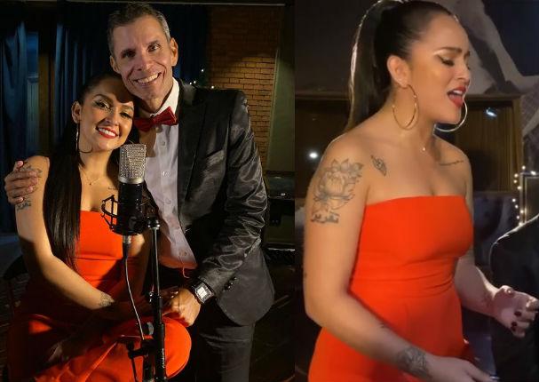 Daniela Darcourt impacta con su voz al cantar a capela (VIDEO)