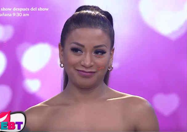Delatan romance de Paula Arias con bailarín de 'El artista del año'