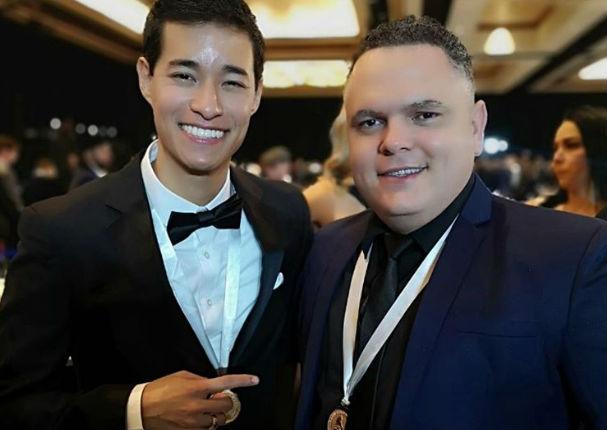 Septeto Acarey celebra premios de Tony Succar en Latin Grammy 2019