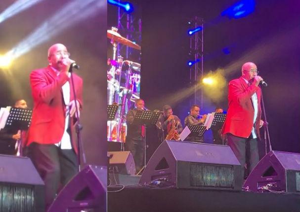 Luisito Carrión puso a bailar a salseros en Una Noche de Salsa 10 (VIDEO)