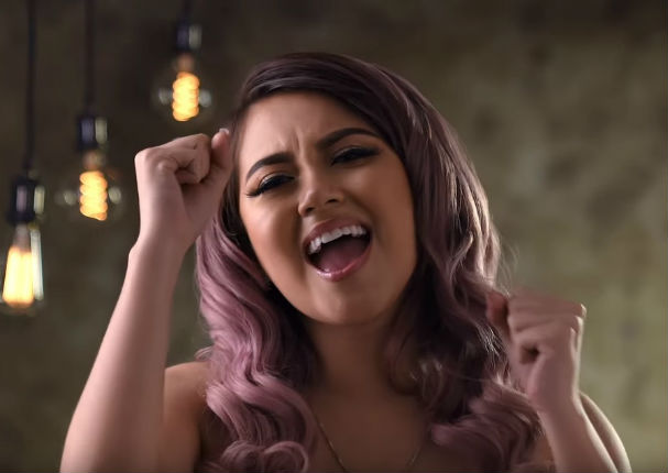 Amy Gutiérrez lanza nuevo video de 'No Sé' (VIDEO)