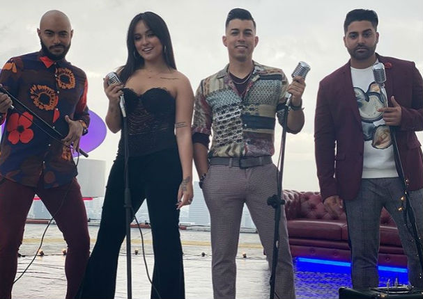 N'Klabe y Daniela Darcourt estrenan videoclip de 'Probabilidad de Amor' (VIDEO)