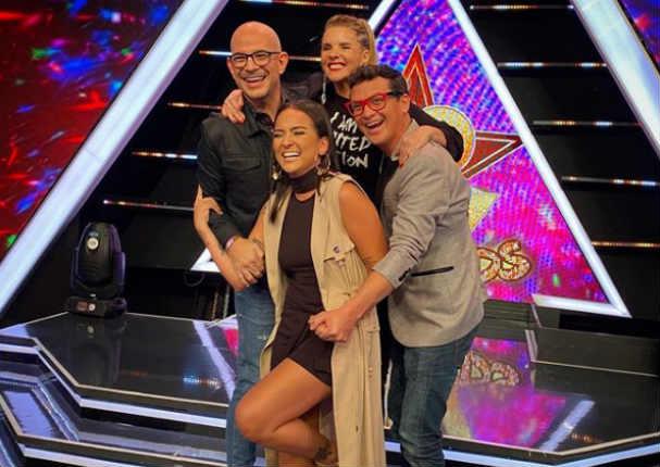 Daniela Darcourt alista su debut como jurado en 'Yo Soy Kids'
