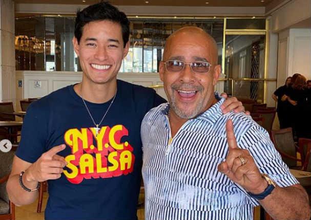 ¿Tony Succar prepara colaboración con Luisito Carrión?