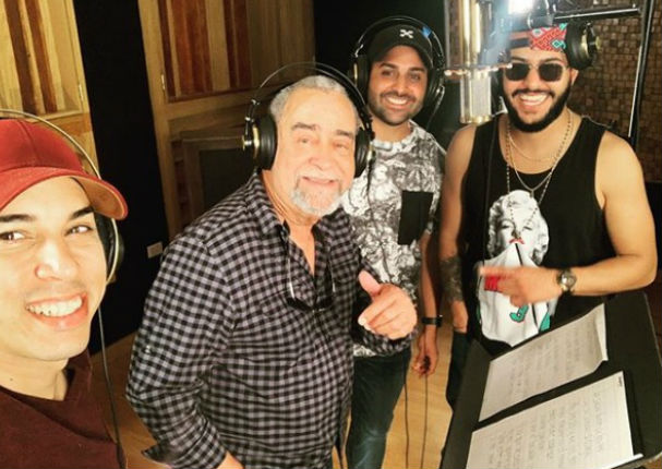 N'Klabe anuncia nuevo tema con Andy Montañez