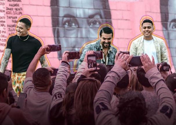 César Vega, Ezio Oliva y Andy Rivera estrenan videoclip de 'Salvavidas'