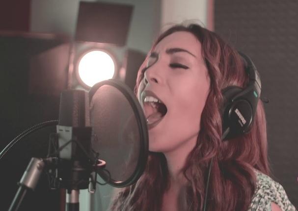 Gaby Zambrano cuenta sobre las dificultades de ser cantante