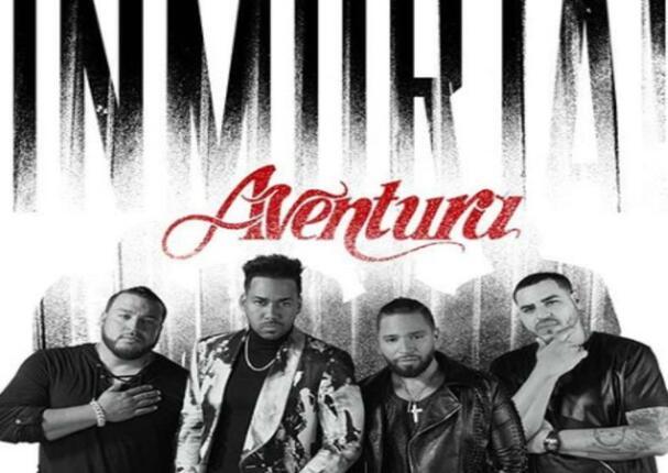 Aventura anuncia gira de reencuentro con Romeo Santos
